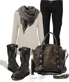 """""""Military Spirit"""" by orysa on Polyvore"""