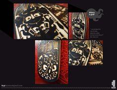 work 01 skateboards on the wall Skateboards, Louis Vuitton Monogram, Wall, Pattern, Art, Skateboard, Walls, Model, Patterns