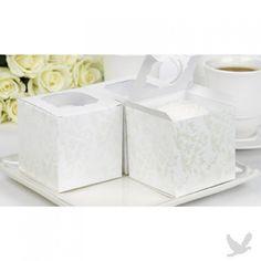 Pearl Cupcake box