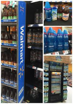 Check out some hearlthy drink options we found for our family at Walmart (the key is low sugar and good for you)!