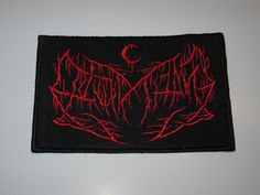 Leviathan Patch Heavy Metal Patches, Black Metal, Awesome, Sports, Men, Design, Hs Sports, Guys, Sport