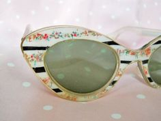 1950s Cat Eye Sunglasses
