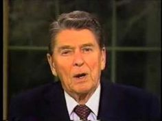 PRESIDENT REAGAN ~ What It Means To Be An American.