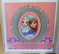 Handmade Cards - Disney Birthday card Disney Birthday Card, Birthday Cards, Handmade Cards, Paper Crafts, Frame, Creative, Home Decor, Greeting Cards For Birthday, Craft Cards