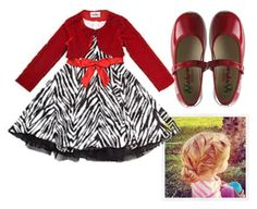 """""""Little Lady"""" by hannah-vangiller ❤ liked on Polyvore featuring Naturino"""