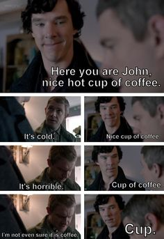 No Jawn, I didn't drug your coffee Jawn...