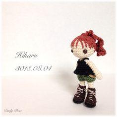 Hikaru-chan (Amimmusume catalog)