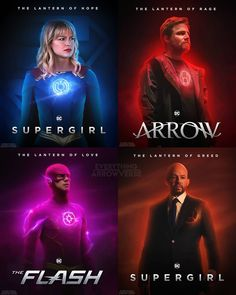 Supergirl 2015, Supergirl And Flash, Dc Comics Superheroes, Dc Comics Art, Oliver Queen Arrow, Flash Funny, The Flash Grant Gustin, Dc Tv Shows, Green Lantern Corps