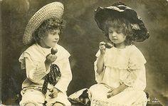 Public Domain - Vintage Postcard Images | by takeabreak