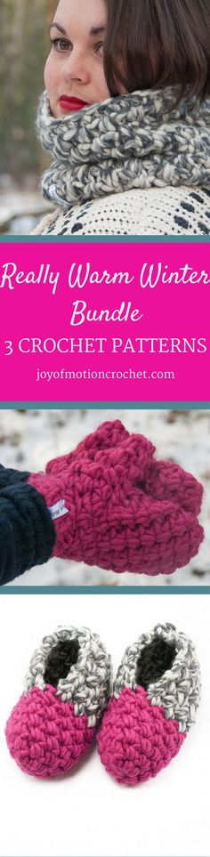 Bellus Mittens - Intermediate Crochet Pattern Design | Mittens ...