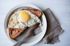 Pan con Tomate with Fried Eggs Recipe on Food52 recipe on Food52