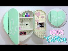 YouTube cardboard craft