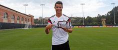 Cristiano Ronaldo, premio Goal 50 al mejor jugador del mundo de la temporada 2013/14
