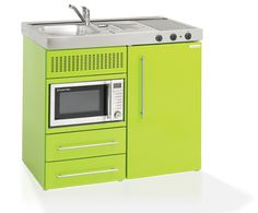 Going Green with These Kitchen Disposal Ideas Ux Design, Home Design, Tiny House Design, Small Space Kitchen, Compact Kitchen, Mini Kitchen, Small Space Living, Small Spaces, Murphy Bed Ikea