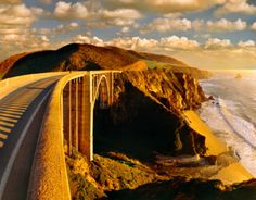 Pacific Coast Hwy in CA, best drive you can ever take.