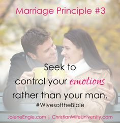 Marriage Principles #3 from the life of Sarah- Wives of the Bible by Jolene Engle