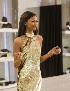 Post with 4163 views. Zendaya at the Dolce & Gabbana party in Los Angeles (March Mode Zendaya, Zendaya Outfits, Zendaya Style, Mode Outfits, Zendaya Fashion, Zendaya Dress, Zendaya Hair, Club Outfits, Outlet Michael Kors