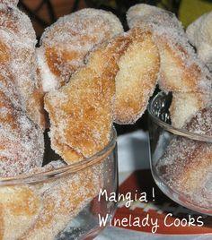 Winelady Cooks: Super Bowl Desserts Week II