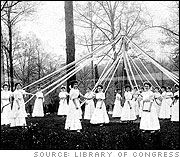 May 1st, often called May Day, just might have more holidays than any other day of the year. It's a celebration of Spring. It's a day of pol...