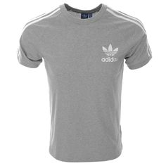 Adidas Originals Sport Essentials T Shirt Grey     @mainlinemenswear