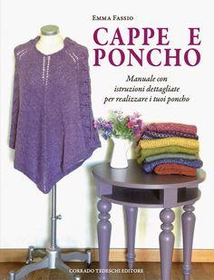 Ravelry: Cappe e Poncho Diy Crafts Knitting, Knit Or Crochet, Crochet Fashion, Poncho, Ravelry, My Favorite Things, Pattern, Navi, Google Play