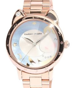 "tsumori chisato watch  ""Dreamy Girl"""