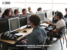 El Instituto de Lenguas Extranjeras ofrece vacante como monitor del centro de recursos, conozca los requisitos de la convocatoria en: http://uklz.info/CMCRecursos