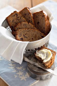 1/4 teaspoon ground nutmeg  3 ripe bananas, mashed  1 cup sugar  2 large eggs, lightly beaten  1 teaspoon vanilla  1/2 cup coarsely chopped dried dates  1/2 cup coarsely chopped pecans