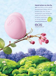 EOS Cosmetic Advertising