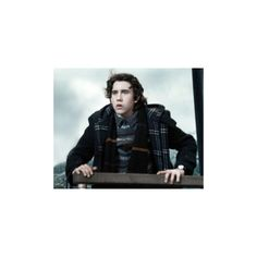 Neville Longbottom ❤ liked on Polyvore featuring harry potter, pictures, hogwarts y neville longbottom