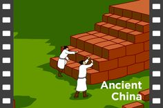 Ancient China Lesson Plans and Lesson Ideas China For Kids, 3rd Grade Social Studies, Teaching History, Teaching Tips, Magic Treehouse, History For Kids, I Love School, Middle School, Thematic Units