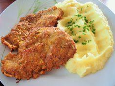 Hlavní jídla :: RECEPTY ZE ŠUMAVSKÉ VESNICE Holiday Dinner, Tandoori Chicken, Mashed Potatoes, Dinner Recipes, Ethnic Recipes, Food, Recipes, Whipped Potatoes, Smash Potatoes
