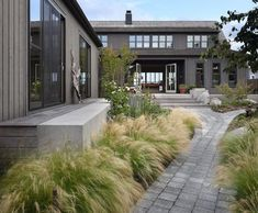 The Seattle Times: Whidbey Island home captures timeless quality - Gartengestaltung