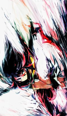 Ryūko Matoi - Kill la Kill #fanart #manga #anime #animegirl #GG \ ^^ / Kill A Kill, Manga Comics, Manga Anime, Fanart, Abstract, Artwork, Drawings, Summary, Work Of Art