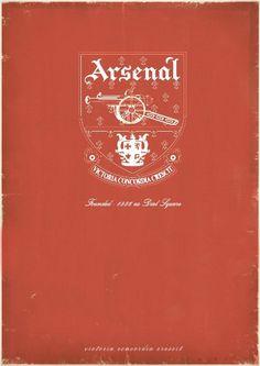 Arsenal Football Club via Arsenal Badge, Arsenal Soccer, Arsenal Fc, Arsenal Wallpapers, Best Football Team, Football Design, Soccer Fans, Great Team, Sports Art