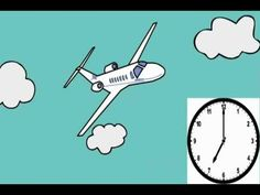 SLOPE & Rate of change -- A funny animation of a cow skydiving helps students understand applications of slope.