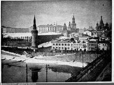 Дайджест интересных фотографий видов старой Москвы | moscowwalks.ru