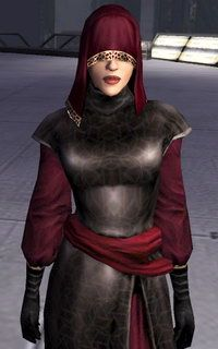 Visas Marr from Knights of the Old Republic II.
