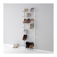 ALGOT Guida da parete/rastrelliera scarpe IKEA