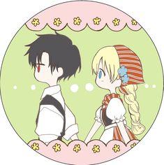 Anime Couples Drawings, Cute Anime Couples, Anime Princess, My Princess, Chica Anime Manga, Kawaii Anime, Style Hip Hop, Manga Story, Hijab Cartoon
