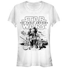 boys adidas Star Wars t-shirt Kylo Ren junior tee girls 100/% cotton top