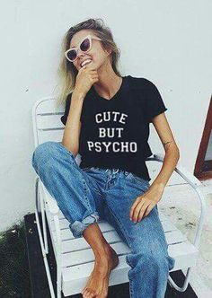 Trendy Jeans Outfits For Summer - fashion and ladies Looks Street Style, Looks Style, Looks Cool, Style Me, Look Fashion, Street Fashion, Fashion Clothes, Fashion Outfits, Womens Fashion