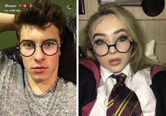 Shawn Sabrina Harry Potter