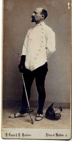 Épée Master - France, 1899.