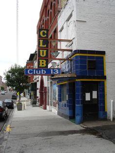 Club 13, Butte, MT