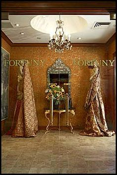 fortuny fabrics showroom