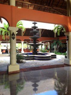 Grand Palladium in Riviera Maya, Mexico. All inclusive.