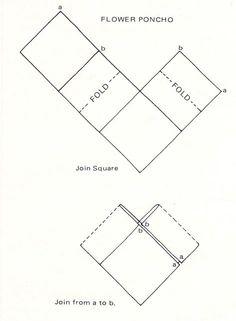 patrones de ganchillo poncho - ShopWiki
