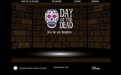 Are you an educator or parent looking for ways to teach children about Day of the Dead? The Smithsonian Latino Virtual Museum has interactiv...