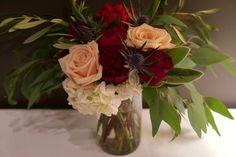 Fall wedding mockup Petal Floral, Mockup, Fall Wedding, Floral Design, Vase, Table Decorations, Plants, Home Decor, Blush Fall Wedding